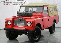 1974 Land Rover Defender 109 Series 3