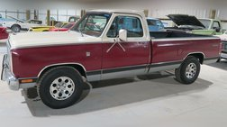 1984 Dodge SCROLL DOWN AND CLICK ITEM DESCRIPTION FOR PIC