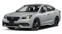 2022 Subaru Legacy Sport