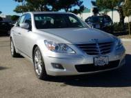 2009 Hyundai Genesis 4.6L V8