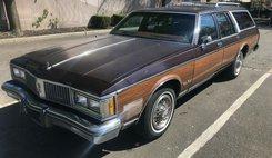 1989 Oldsmobile Custom Cruiser Base