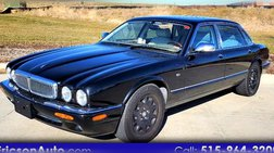 1999 Jaguar XJ-Series Vanden Plas