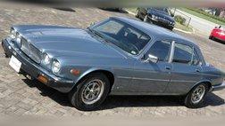 1982 Jaguar XJ-Series XJ6