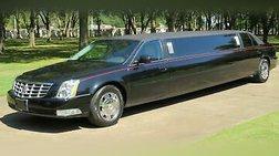 2010 Cadillac DTS Pro Coachbuilder Limo