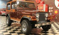 1984 Jeep CJ-7 Base