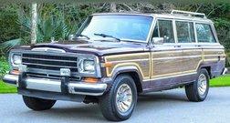 1987 Jeep Grand Wagoneer Base