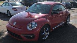 2014 Volkswagen Beetle Turbo R-Line