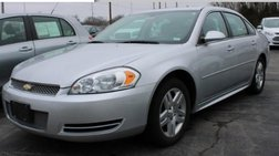 2012 Chevrolet Impala Unknown