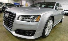 2017 Audi A8 4.0T quattro Sport