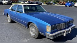 1983 Oldsmobile Delta Eighty-Eight Royale Brougham