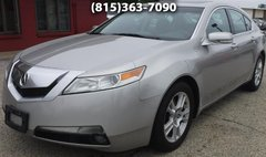2010 Acura TL 5-Speed AT with Tech Package
