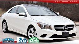 2016 Mercedes-Benz CLA-Class CLA 250 4MATIC