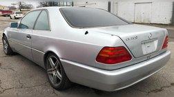 1994 Mercedes-Benz S-Class S 500