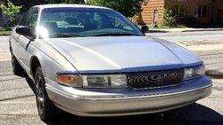 1994 Chrysler New Yorker Base