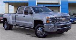 2019 Chevrolet Silverado 3500HD Work Truck