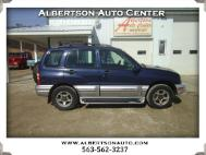 2001 Chevrolet Tracker LT