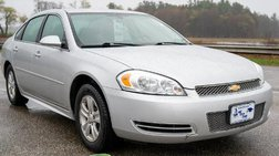 2016 Chevrolet Impala Limited LS Fleet