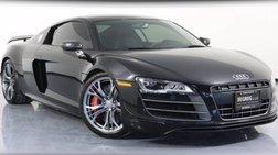 2012 Audi R8 GT 5.2 quattro