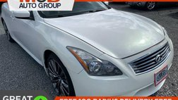 2013 Infiniti G37 Coupe G37