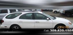 2000 Ford Taurus SE