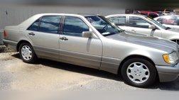 1995 Mercedes-Benz S-Class S 420