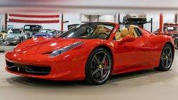 2013 Ferrari 458 Spider Base