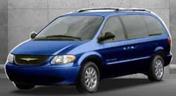 2001 Chrysler Town and Country EX
