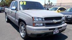 2007 Chevrolet Silverado 1500 Classic WT