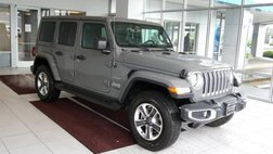 2021 Jeep Wrangler Unlimited High Altitude