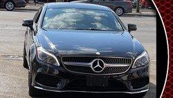 2015 Mercedes-Benz CLS-Class CLS 550 4MATIC