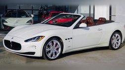 2016 Maserati GranTurismo Base