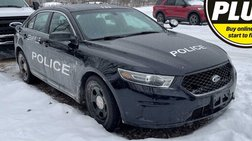 2016 Ford Taurus Police Interceptor