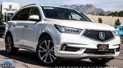 2020 Acura MDX SH-AWD w/Advance