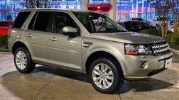 2014 Land Rover LR2 LR2