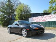 1999 Porsche Boxster Base