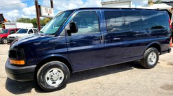 2012 Chevrolet Express LS 2500