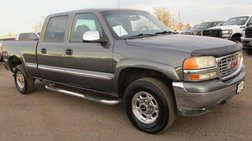 2001 GMC Sierra 1500HD SLE