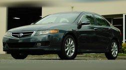 2008 Acura TSX Base