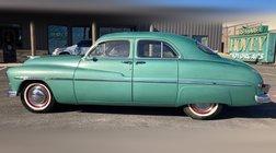 1950 Mercury Suicide Doors