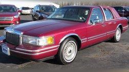 1992 Lincoln Town Car Executive