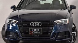 2020 Audi A3 2.0T quattro Premium S line