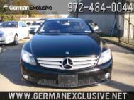 2010 Mercedes-Benz CL-Class CL 550 4MATIC