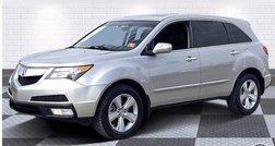 2010 Acura MDX SH-AWD w/Tech