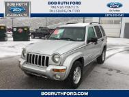 2004 Jeep Liberty Limited