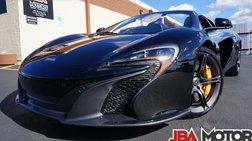 2015 McLaren 650S Spider Convertible Hardtop 650 S ~ 1 Owner Car!