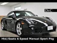 2016 Porsche Cayman Base