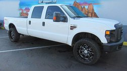 2008 Ford Super Duty F-350 XL