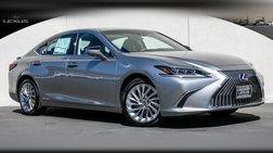 2021 Lexus ES 300h Luxury