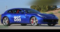 2018 Ferrari GTC4Lusso Coupe