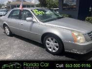 2006 Cadillac DTS Sedan
